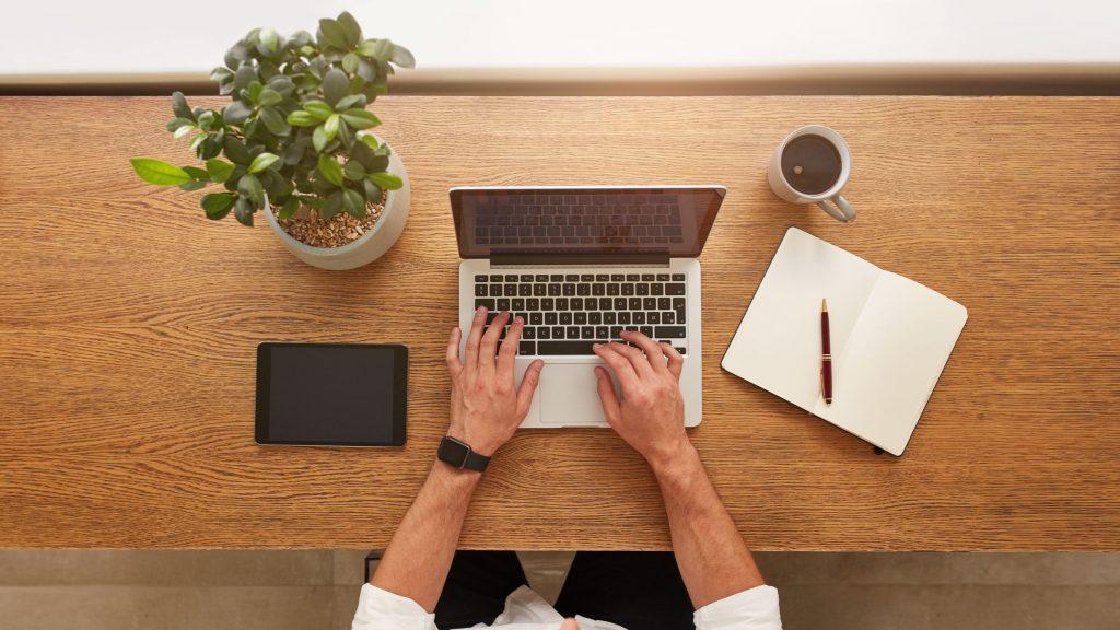 4 principios de trabajo remoto efectivo