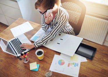 Trabajo desde casa - las ventajas y desventajas