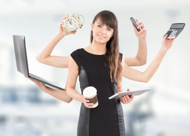 Eficiencia en el trabajo: ¿cómo hacer más en menos tiempo?