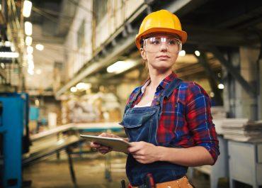¿Seguimos con la discriminación? Mujeres en la construcción
