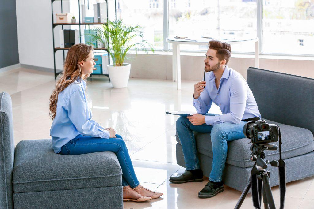 entrevistador preguntas
