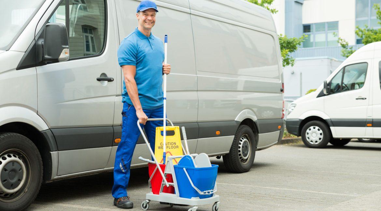 montar empresa de limpieza
