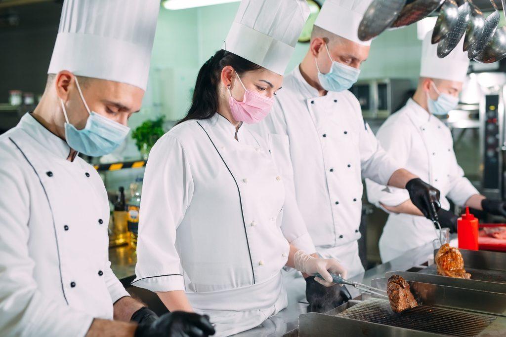 estrategias restaurantes covid