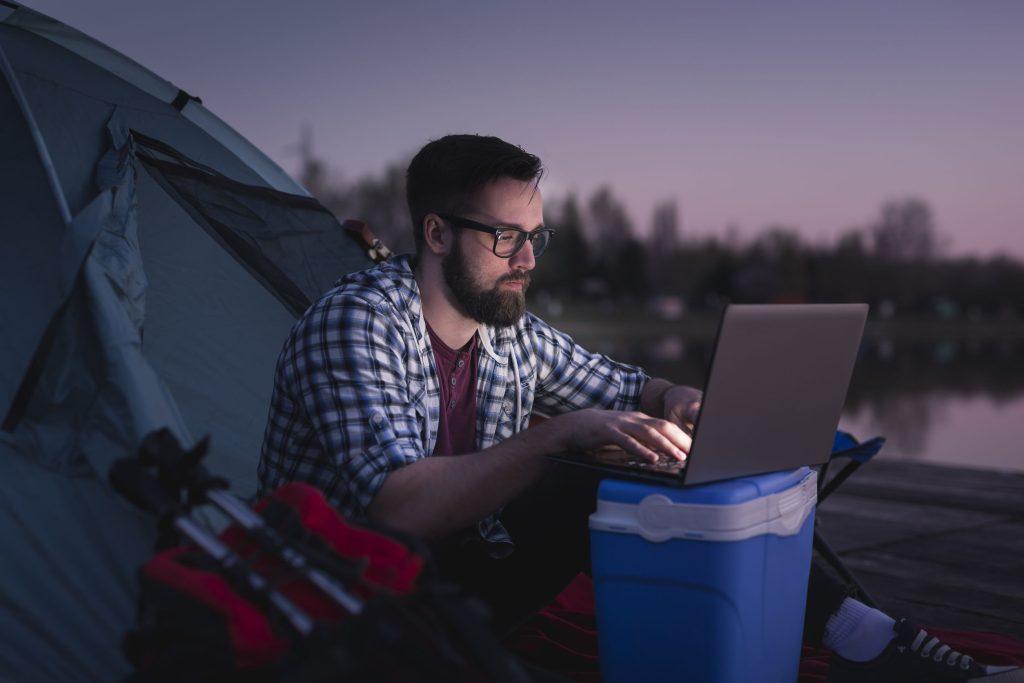 cómo ser nómada digital