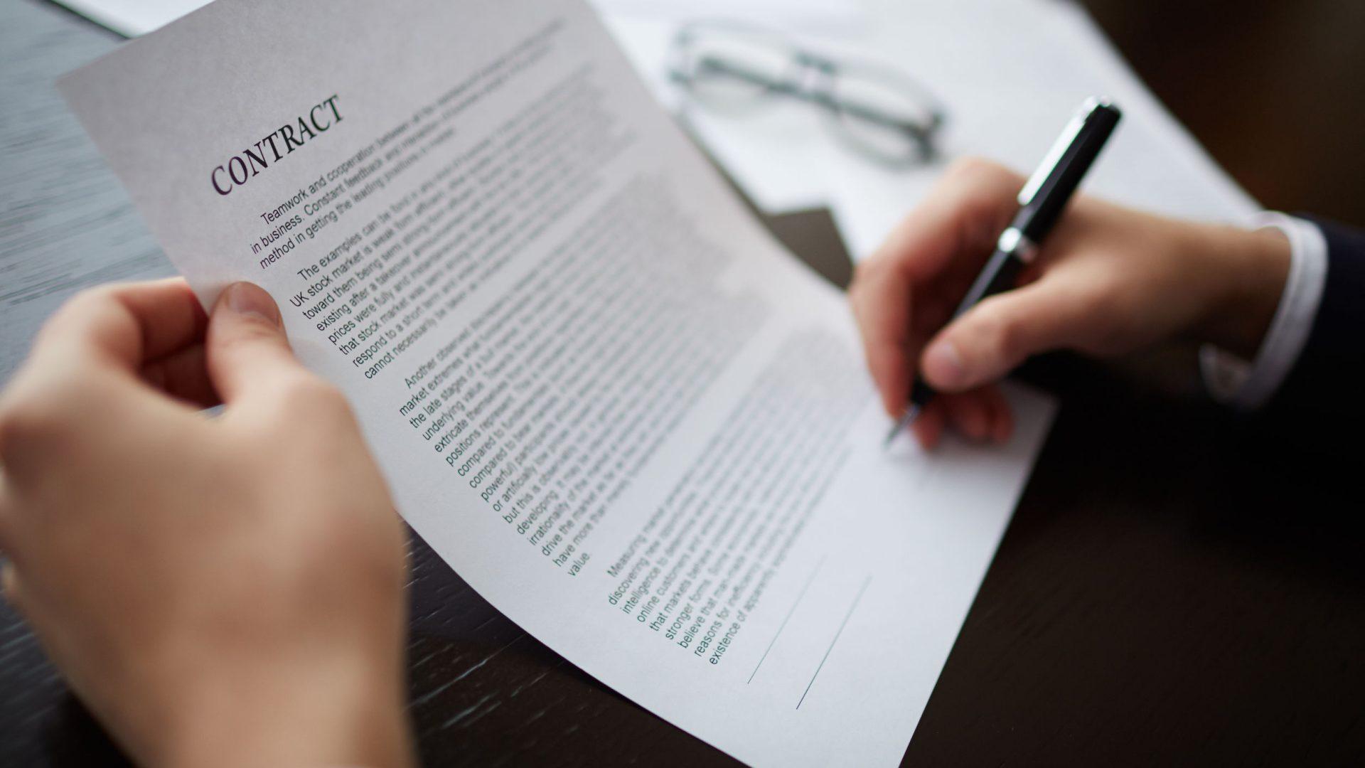 contratos laborales españa