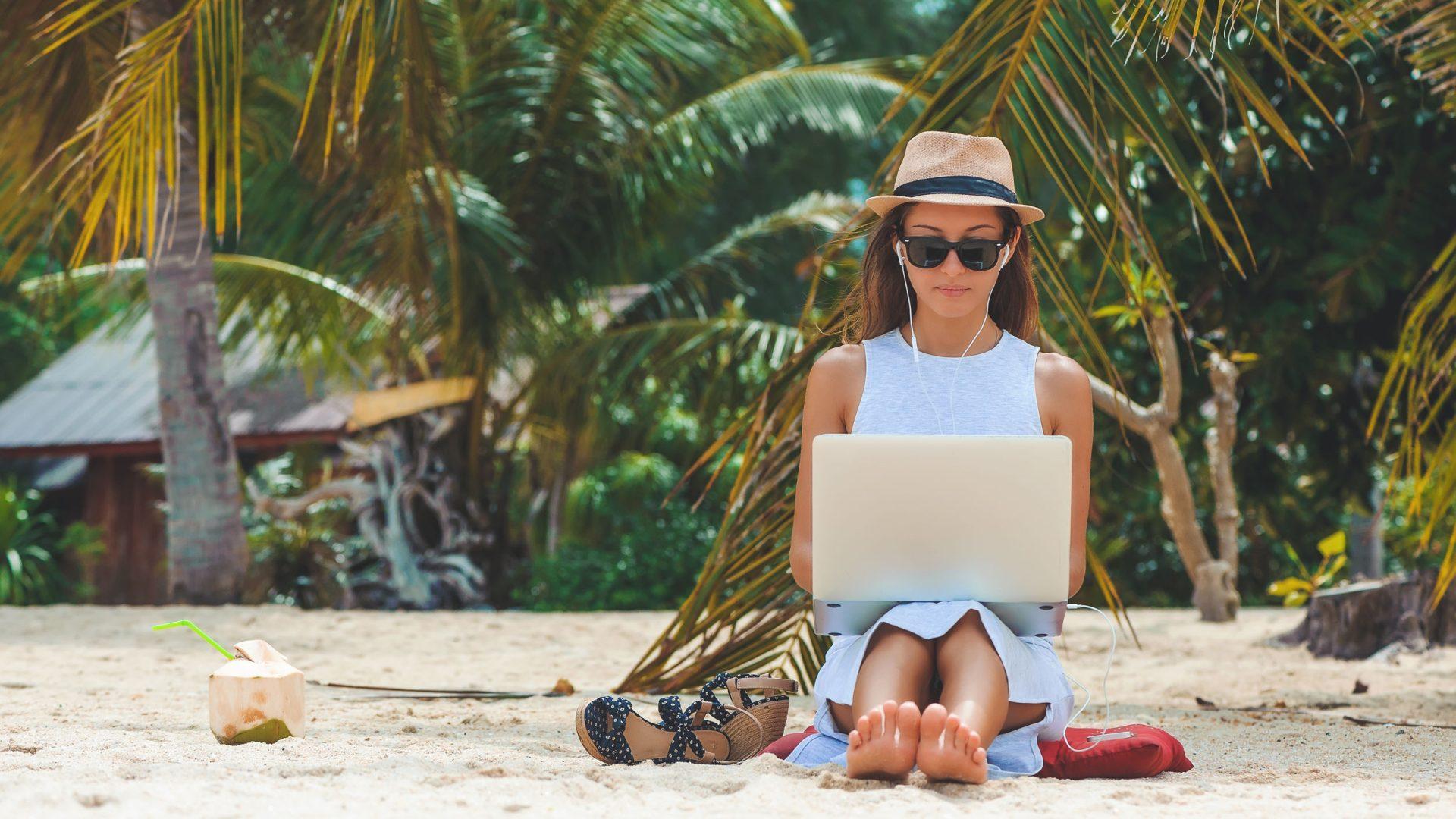 nómada digital empleos