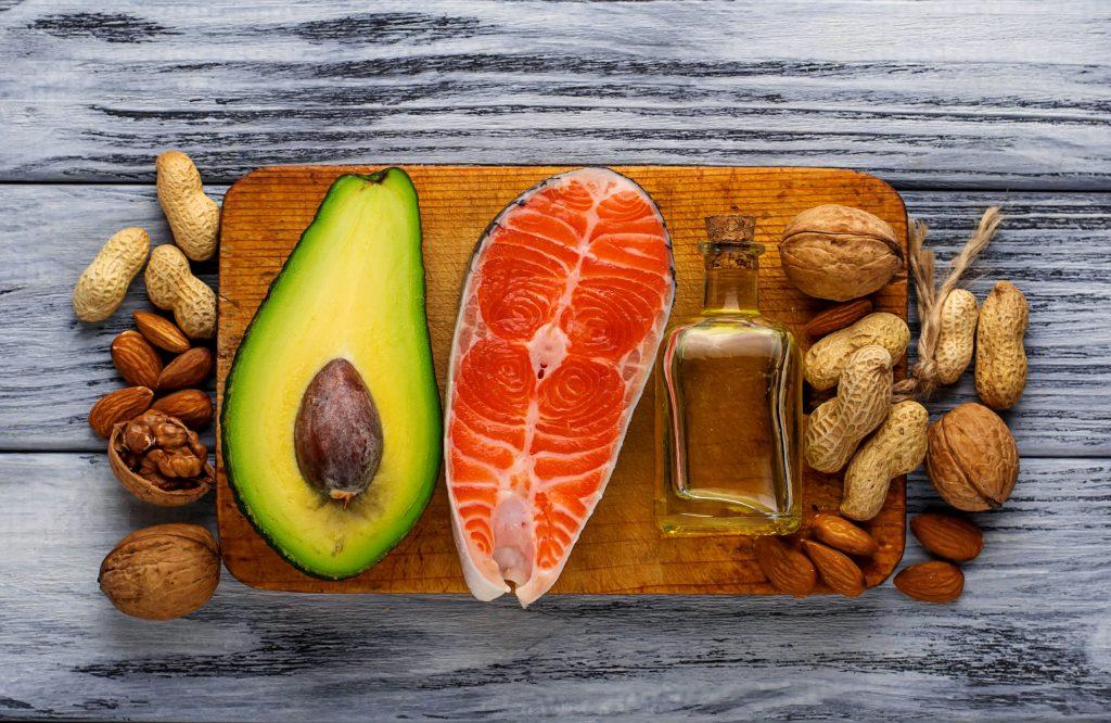 nutrición modelaje