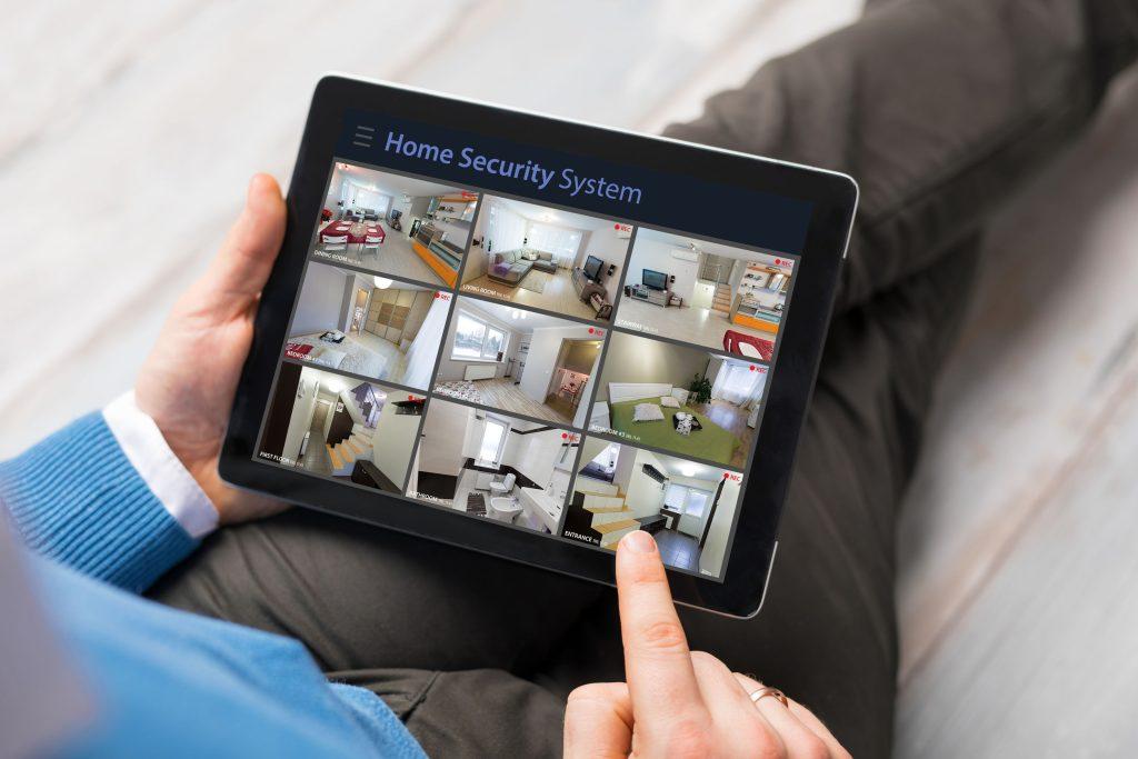 sistema videos hogar