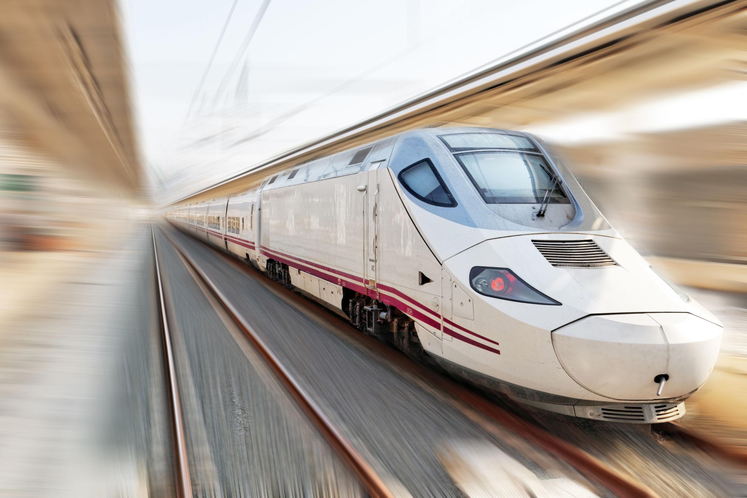 cómo ser ferroviario