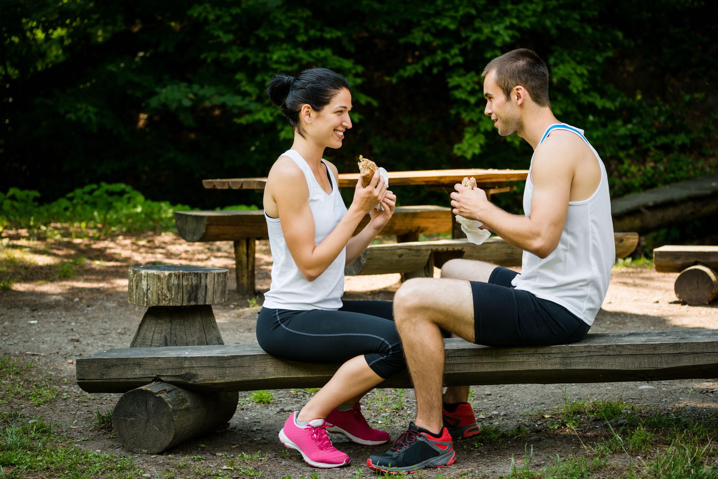 nutrición después de entrenar