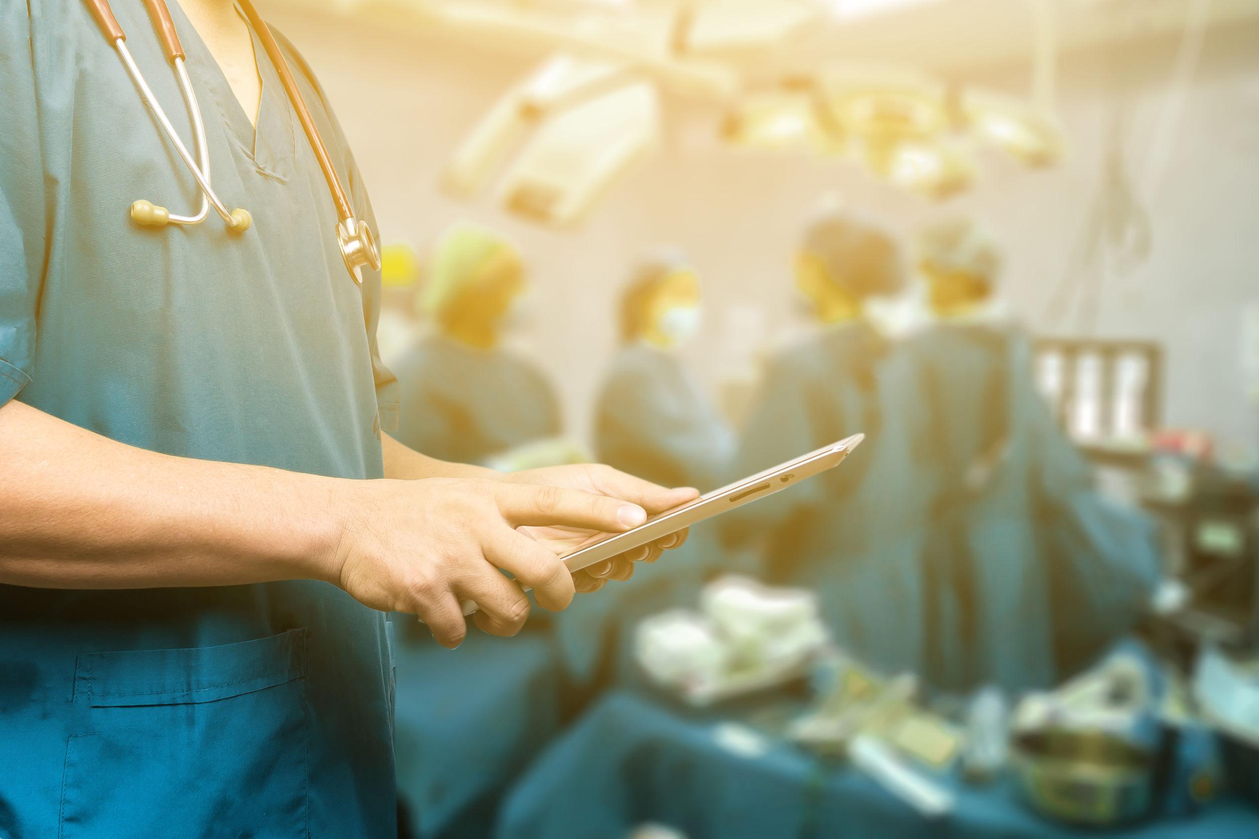 Salario de un médico