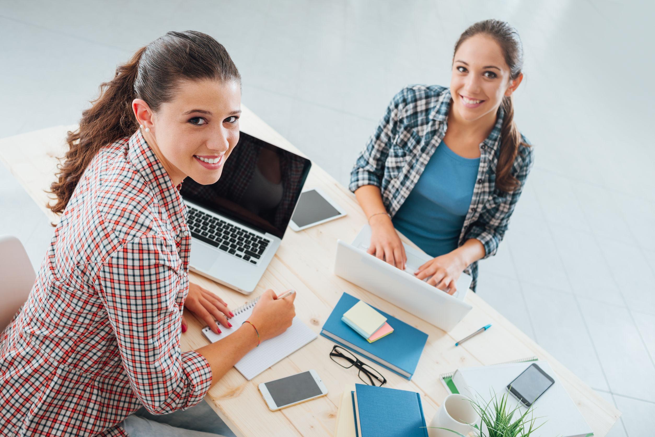 Trabajos populares estudiantes