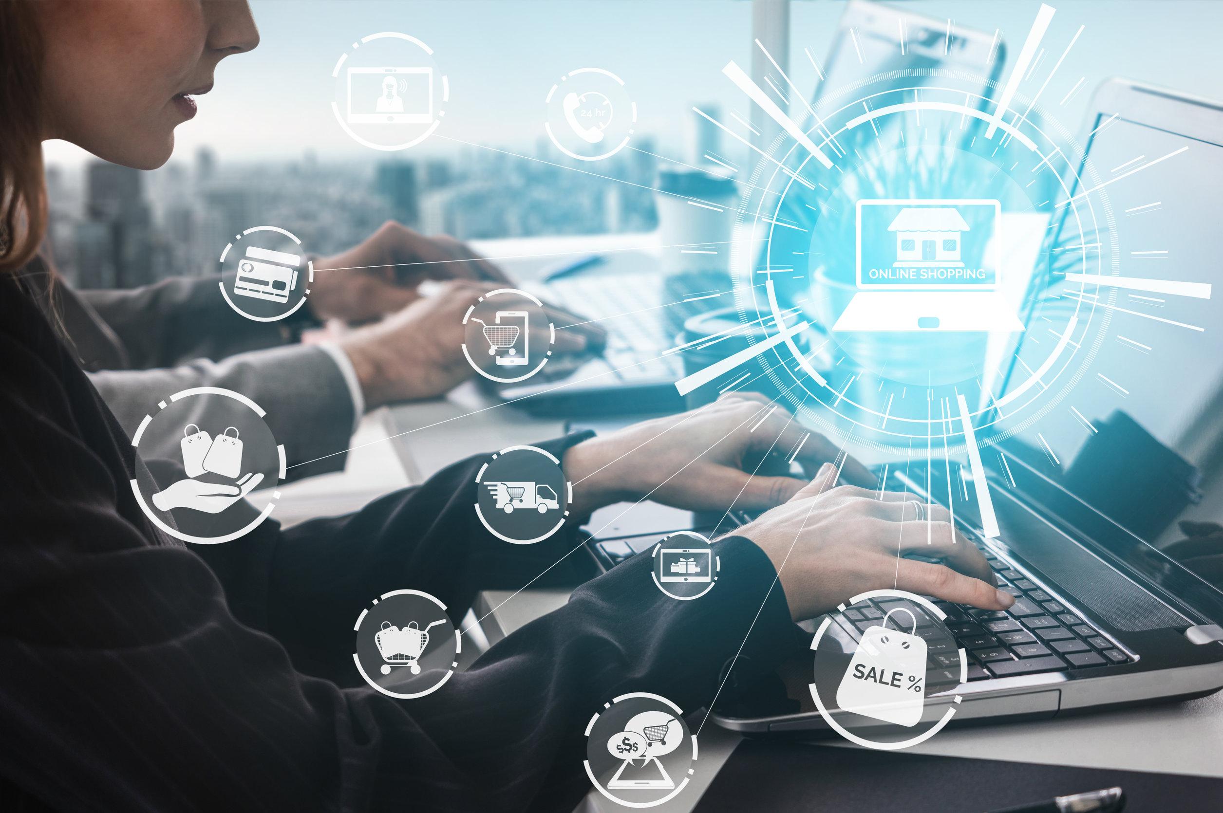 El comercio digital españa