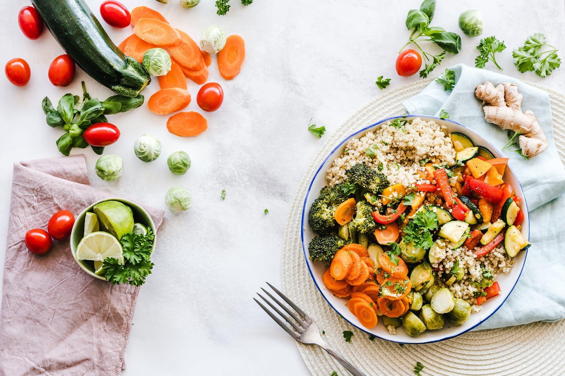 hábitos saludables alimentación