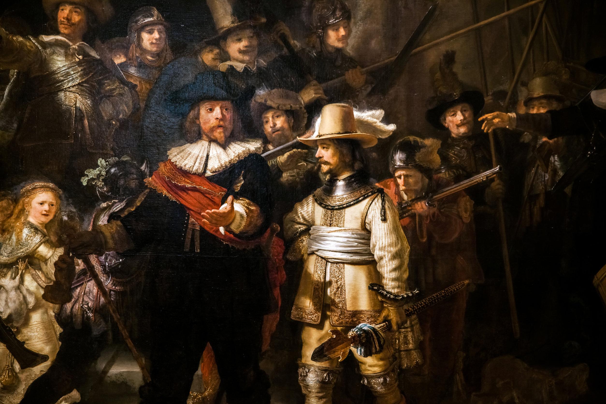 Artistas Famosos Rembrandt