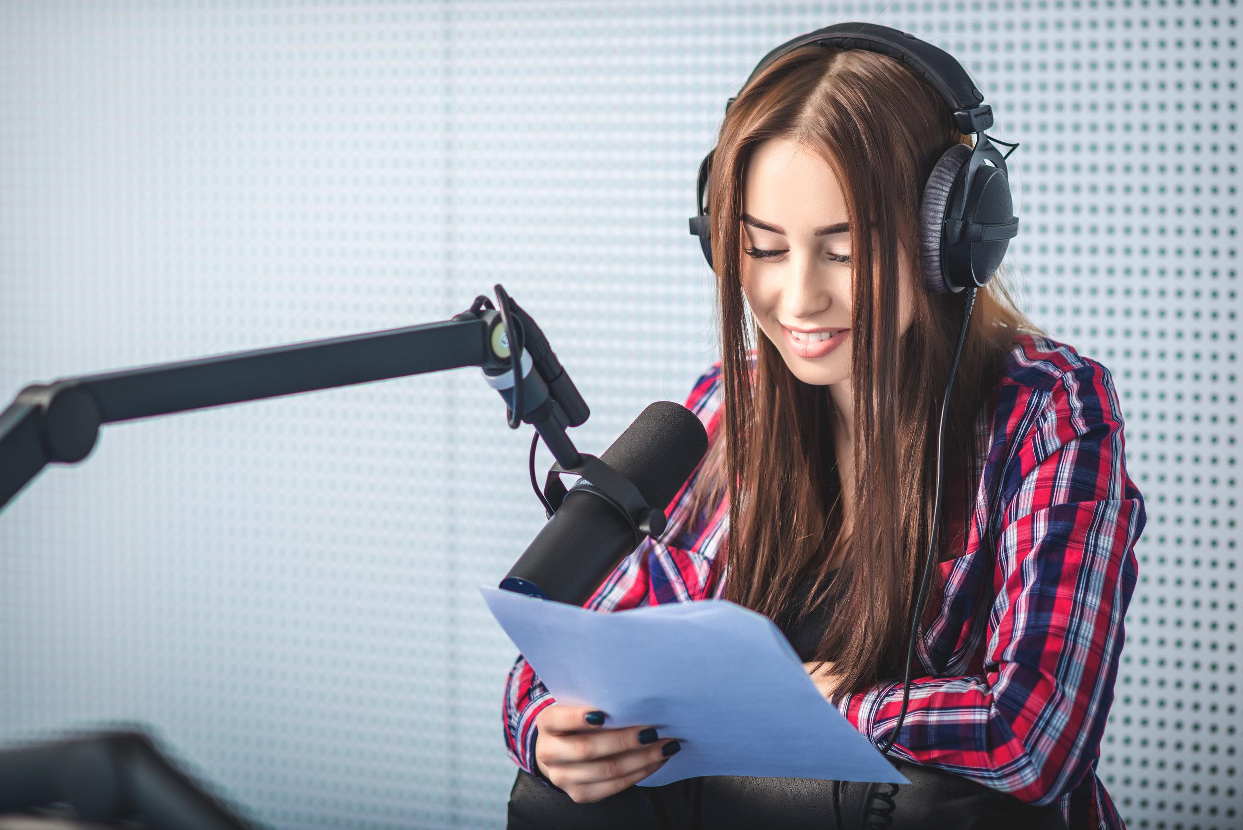 ¿Cómo trabajar en la radio?