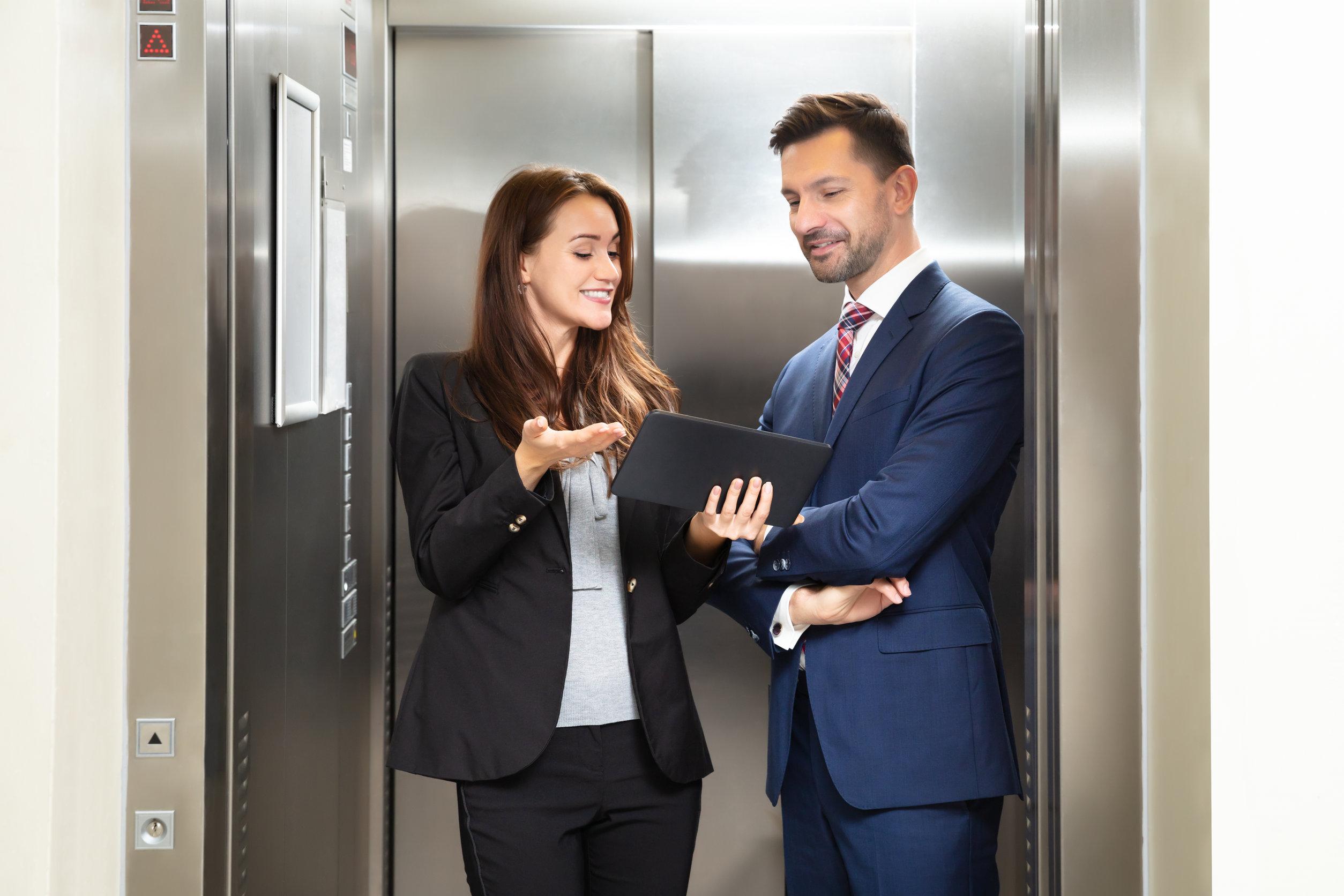 Elevator Pitch Qué es