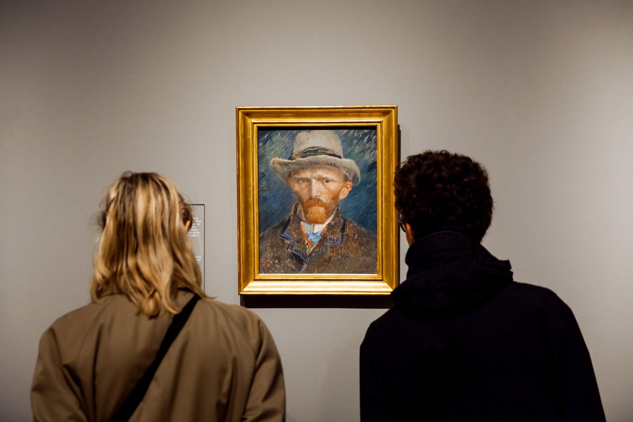 pintores famosos van gogh