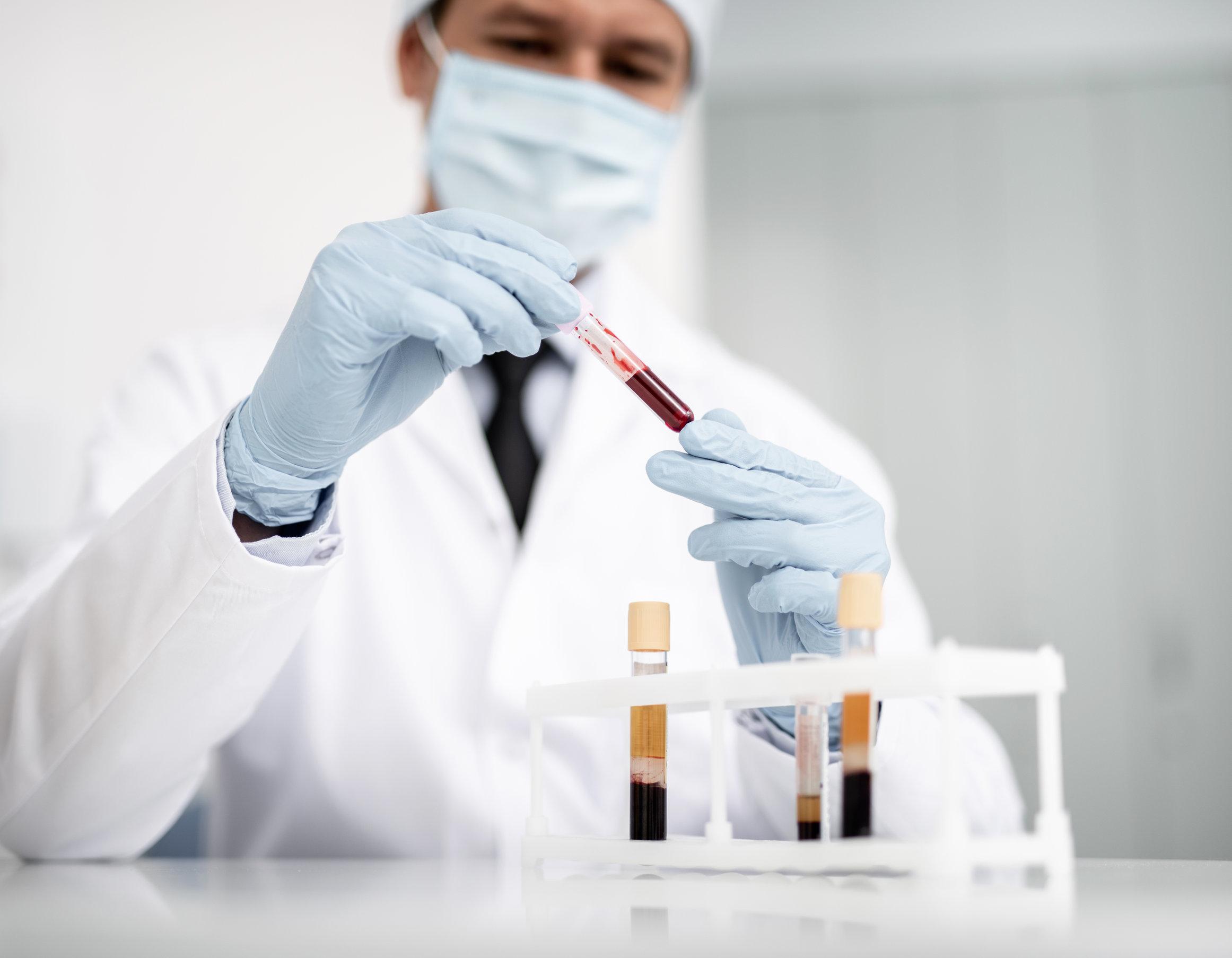 análisis de sangre normal detecta cáncer