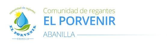 Logo Comunidad De Regantes El Porvenir