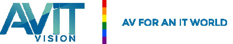 Logo Avit Vision Sociedad Limitada.