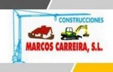 Logo Construcciones Marcos Carreira