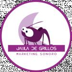 Logo JAULA DE GRILLOS MARKETING PROMOCIONAL Y EVENTOS