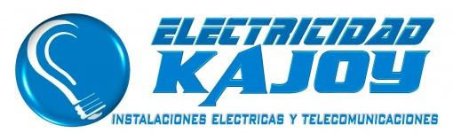 Logo Kajoy Electricidad Y Telecomunicaciones