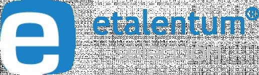Logo ETALENTUM
