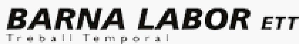 Logo Barnalabor, SL ETT
