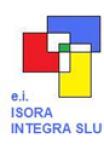 Logo Isora Integra