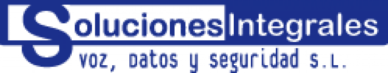 Logo Soluciones Integrales Voz, datos y seguridad