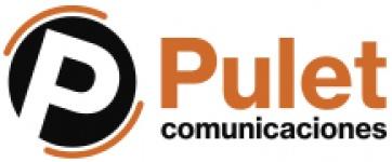 Logo Pulet Comunicaciones
