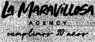 Logo LA MARAVILLOSA