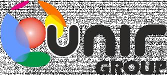 Logo Unir soluciones y servicio