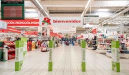 Logo Auchan retail españa