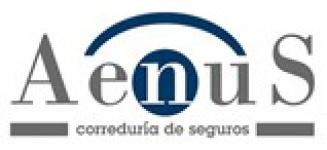 Logo Aenus Correduria De Seguros