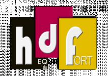 Logo Hdfort Equip Sociedad Limitada.