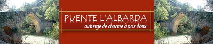 Logo Puente L'albarda