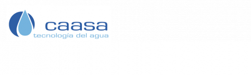 Logo Caasa tecnologia del agua