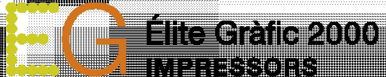 Logo Elite Grafic 2000