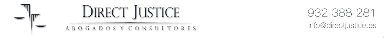 Logo Direct Justice Abogados y Consultores