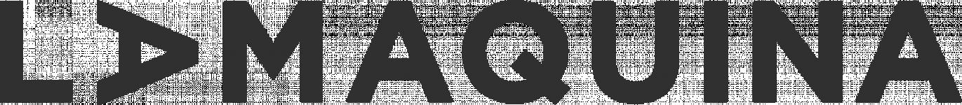 Logo La Máquina, Escuela de Especialización Fotográfica