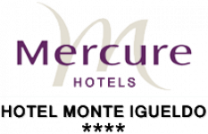 Logo Mercure Monte Igueldo