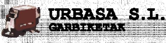 Logo Limpiezas industriales urbasa