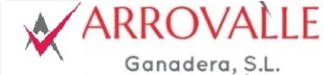 Logo Arrovalle Ganadera Sociedad Limitada.