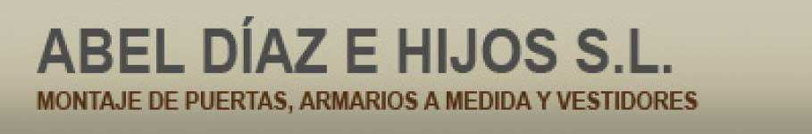 Logo Abel Díaz E Hijos