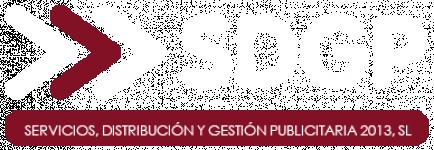 Logo Servicios, Distribucion Y Gestion Publicitaria 2013