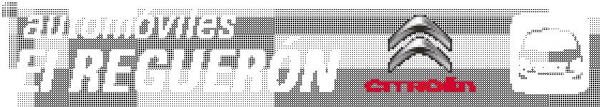 Logo Automoviles El Regueron