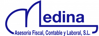 Logo Medina Asesoria Fiscal Y Contable